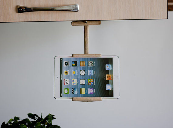 Kitchenette Tablet Mounts