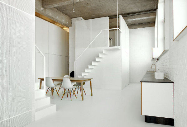 White Washed Lofts