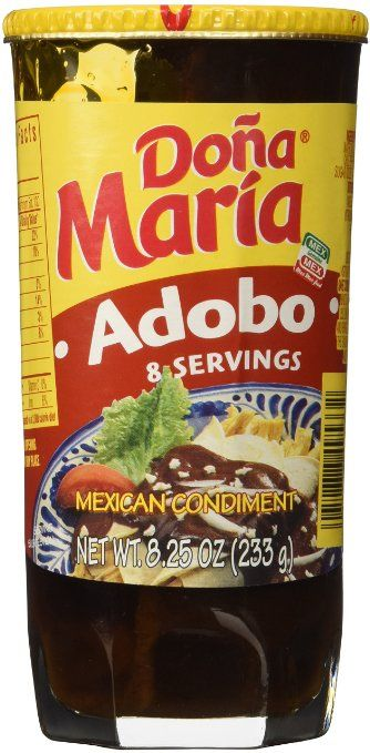 Authentic Mexican Condiments