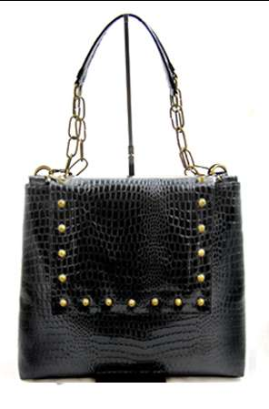 Contemporary Croc Carryalls