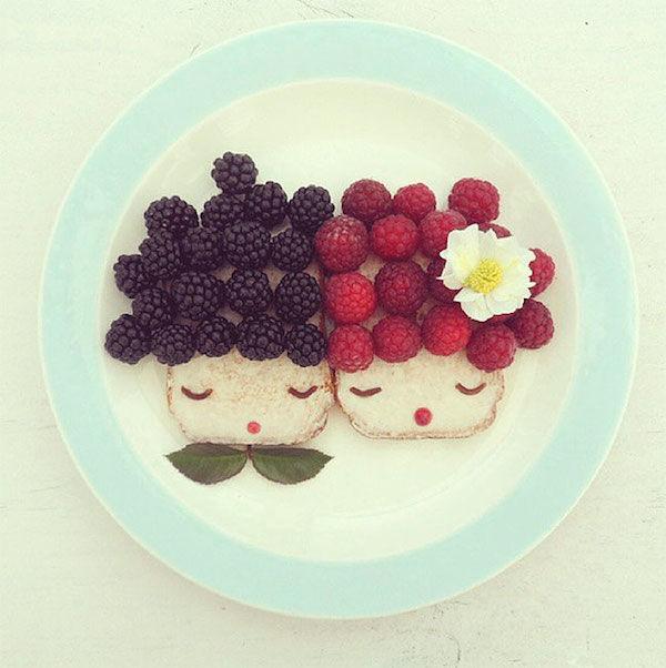 Adorable Food Art