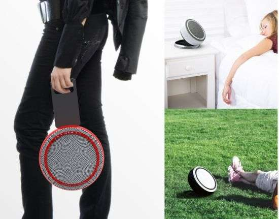 Blossoming Wireless Speakers