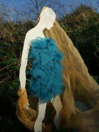 Multimedia Couture Art