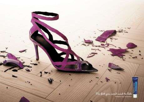 Shattered Shoes