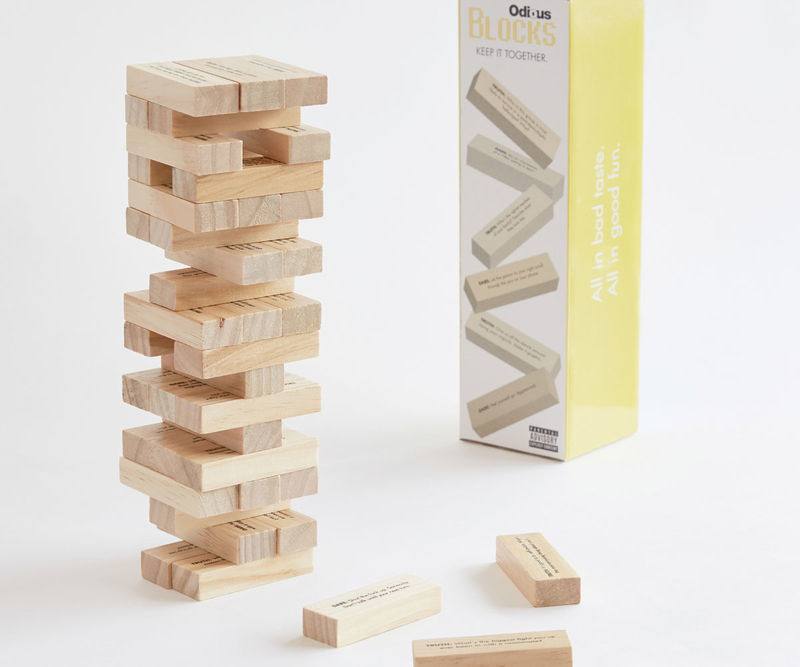 Mature Stacked Block Games