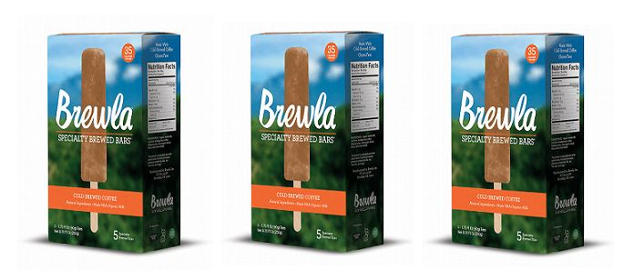 Caffeinated Adult Popsicles