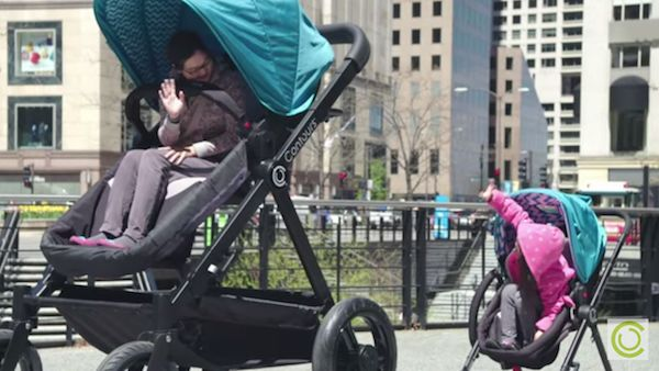Adult-Sized Strollers