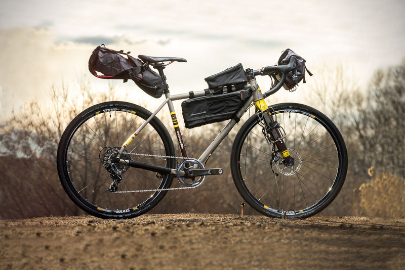 All-Terrain Adventure Bikes