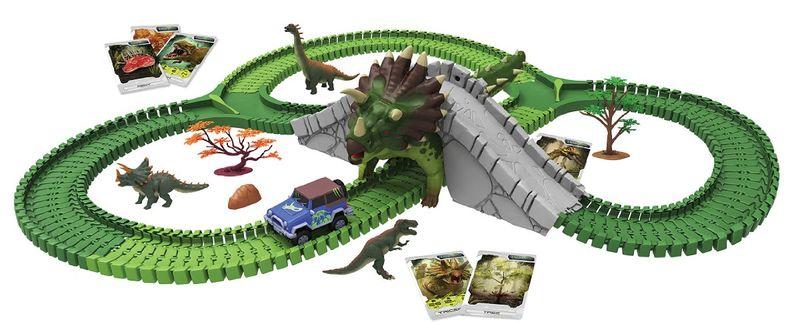 AR-Enabled Dinosaur Board Games