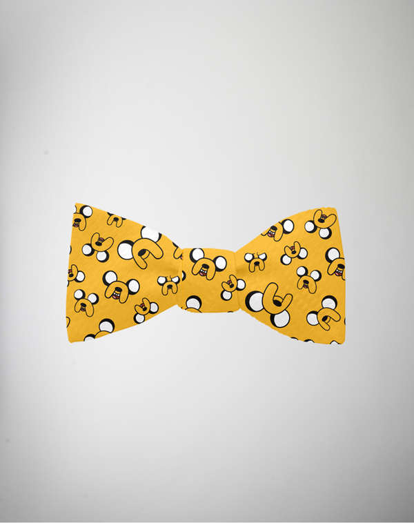 Quirky Cartoon Neck Ties