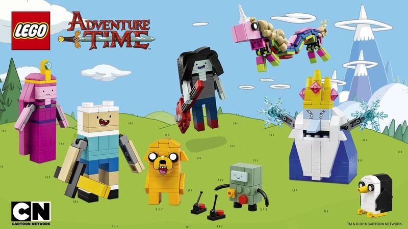 Cartoon Network LEGOs