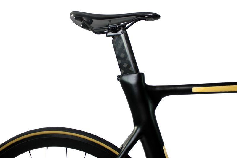 Lightweight Bamboo Bikes