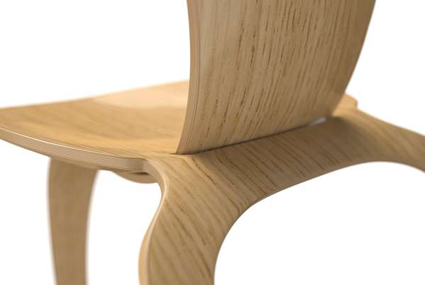 Sinuous Slotted Seating