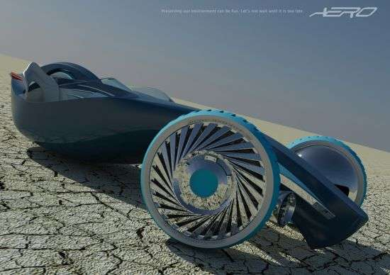 Eco Rear-Wheel Vehicles
