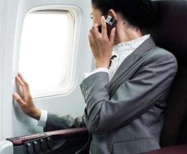 Phone Calls on Flights