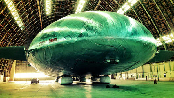 Modern Gigantic Airships