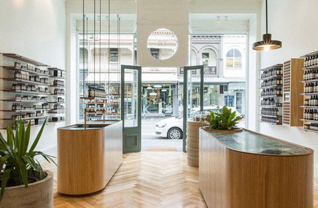 Apothecary Cosmetic Shops