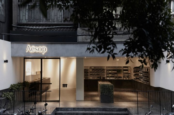 Shrouded Skincare Shops