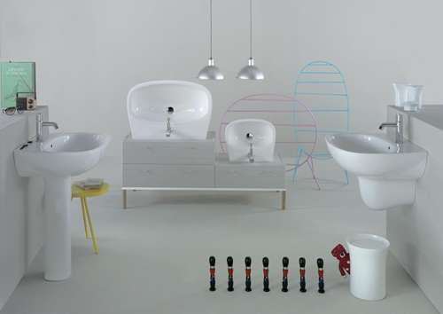Affetto Bathroom Collection