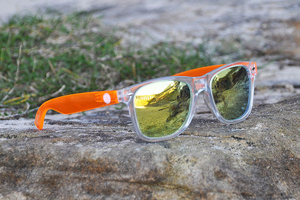 Reflective Beach Eyewear