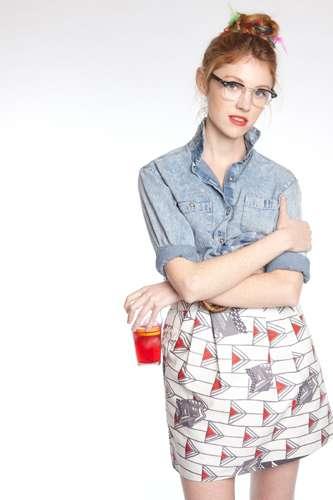 Feminine Hipster Fashion