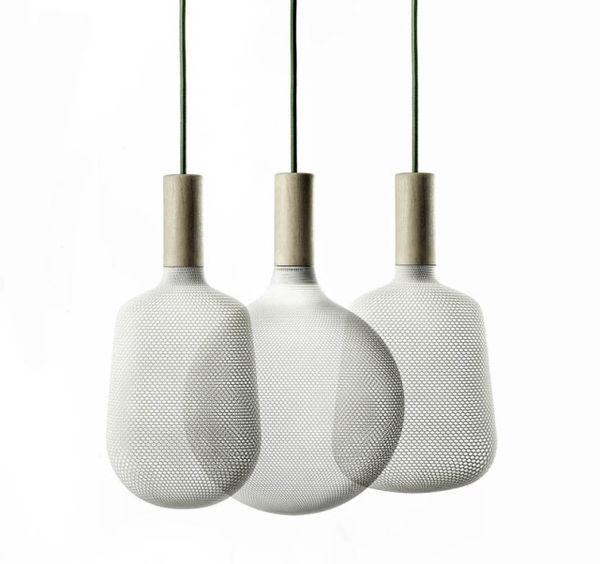 Mesh Bulb Lamps