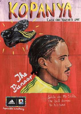 Soccer Player Hairdos