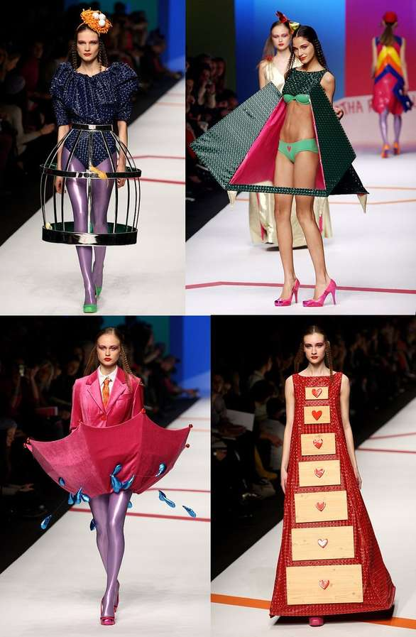 Fashion Designers Inspired By Culture