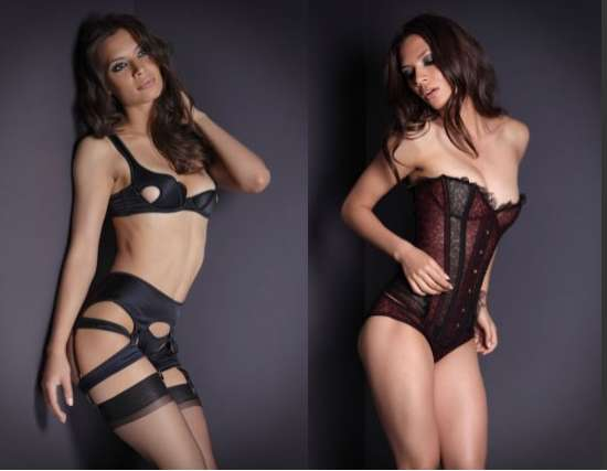 Darkly Lavish Lingerie