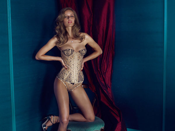 agent provocateur soiree lookbook 2013