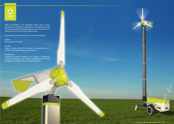 Portable Wind Turbines