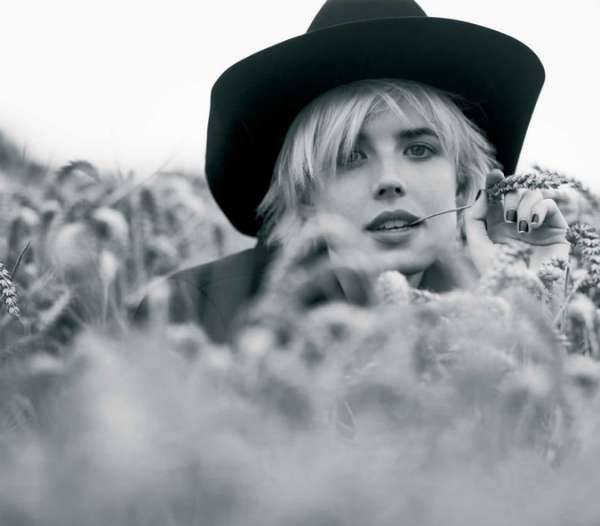 Androgynous Western Shoots