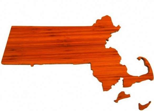AHeirloom State Shaped Cutting Boards