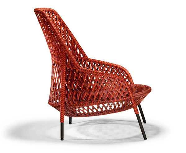 Tropical Luxe Outdoor Furniture Ahnda Chair