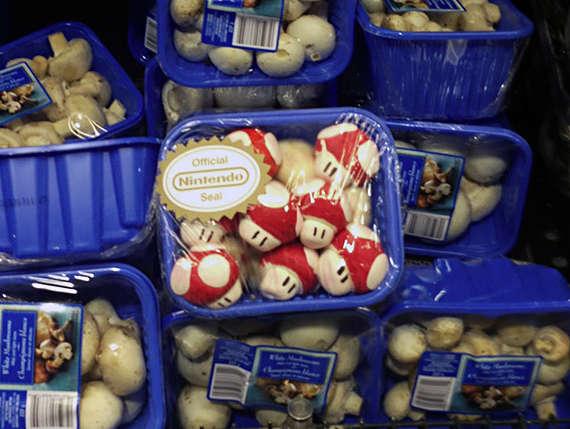 Guerilla Supermarket Art