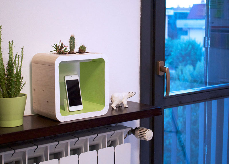 Cactus-Incorporated Device Docks