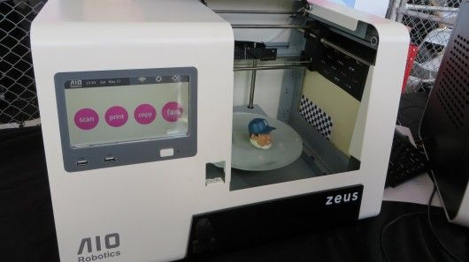 Multitasking 3D Printers