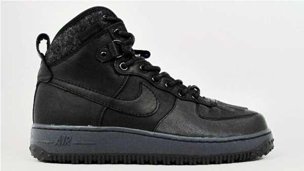 Winterized Street Shoes