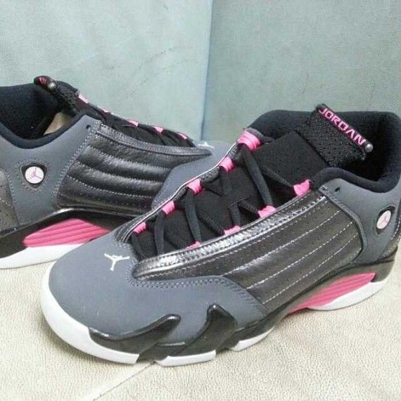Gender-Reversed Sneakers