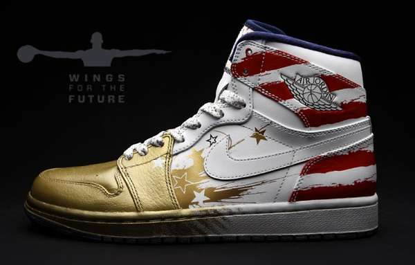 Patriotic Charity Sneakers