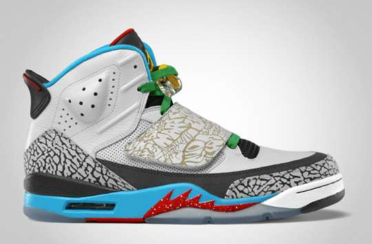Air Jordan Son of Mars