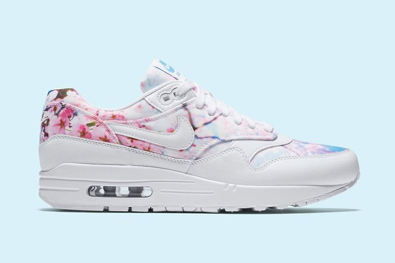 Blossoming Tree Sneakers