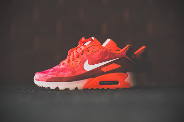 Radiant Red Runners