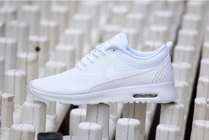Starkly Sleek Sneakers