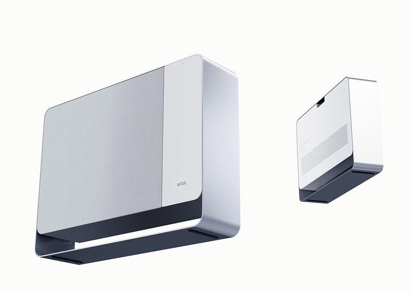 Minimalistic Indoor Air Purifiers