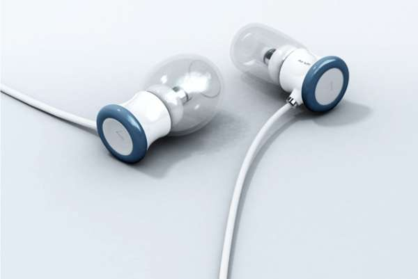 Automatic Shut Off Earbuds