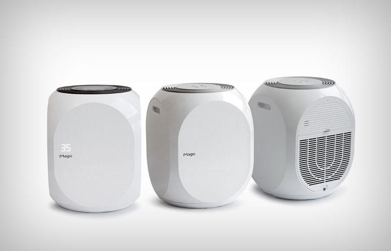 Symbol Air Purifier : Minimalist air washers washer