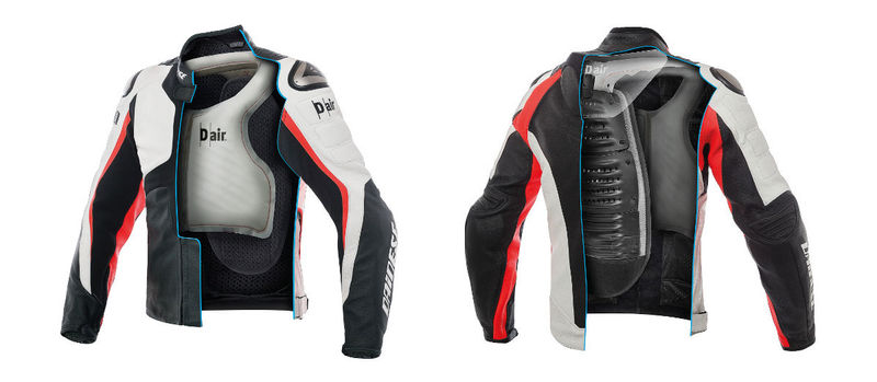 Wearable Airbag Jackets