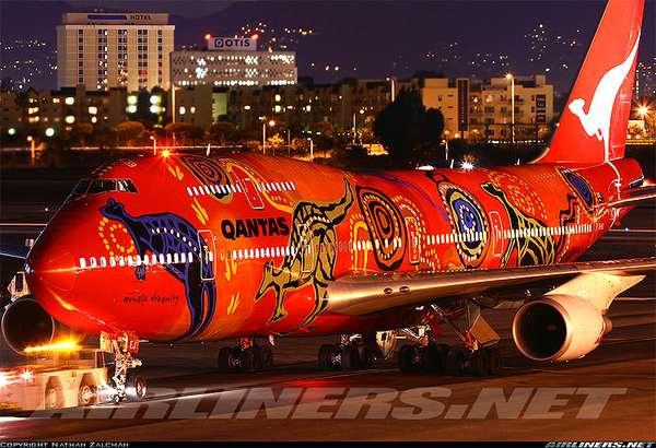 Aircraft Graffiti