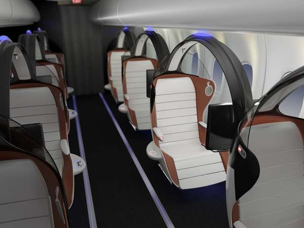 In-Flight Gaming Chairs